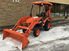 Loader Backhoe For Sale 2007 Kubota B26 , 26 HP
