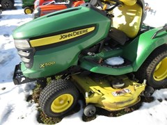 Lawn Mower For Sale 2006 John Deere X500 , 25 HP