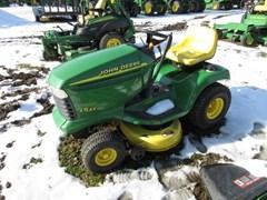 Lawn Mower For Sale 2000 John Deere LT133 , 13 HP