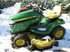 Lawn Mower For Sale 2014 John Deere X320 , 24 HP