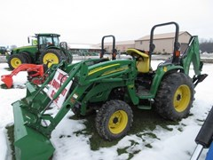 Tractor - Compact Utility For Sale 2012 John Deere 4520 , 53 HP