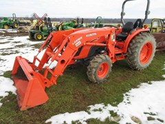 Tractor - Utility For Sale 2016 Kubota MX4800 , 49 HP