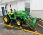 Tractor For Sale: 2007 John Deere 3203, 32 HP