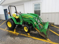 Tractor For Sale:  2007 John Deere 3203 , 32 HP