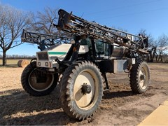 Sprayer-Self Propelled For Sale 1997 Wilmar 8100