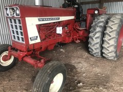 Tractor - Row Crop For Sale 1973 IH 666 , 69 HP