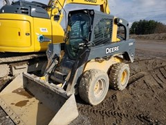 Skid Steer For Sale 2011 John Deere 326D