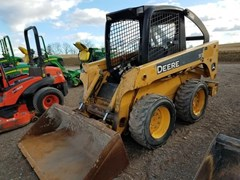 Skid Steer For Sale 2005 John Deere 317