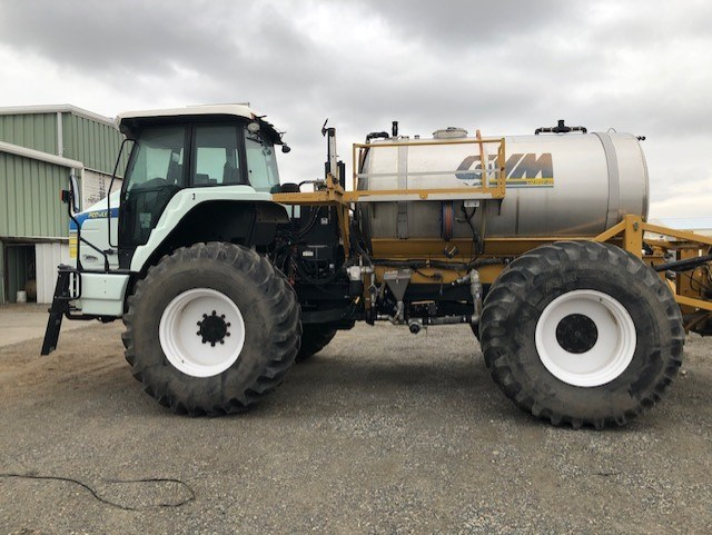 2009 GVM Prowler Floater/High Clearance Spreader For Sale