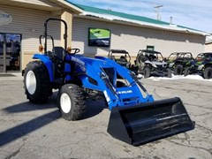 Tractor - Compact For Sale 2019 New Holland BOOMER 40 , 40 HP