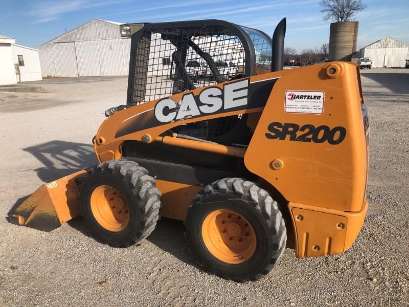2011 Case SR200 Skid Steer For Sale