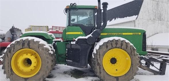 1998 John Deere 9200 Tractor For Sale