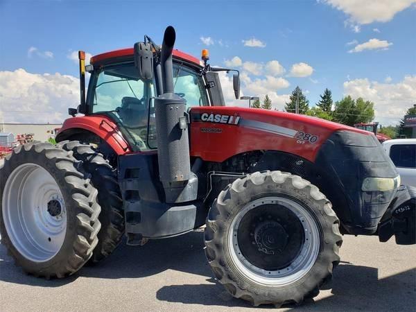 2014 Case IH MAGNUM 280 CVT Tractor For Sale