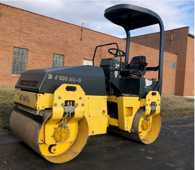 2007 Bomag BW 120 AD-3 Rollers/Compactors For Sale