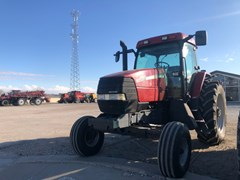 Tractor For Sale 2001 Case IH MX120 , 105 HP