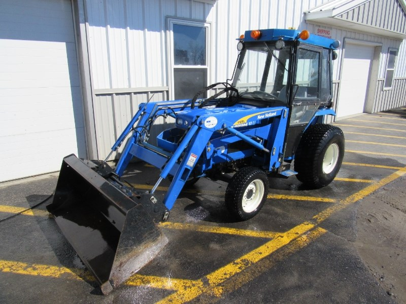2008 New Holland T1510 Tractor For Sale