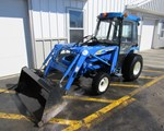 Tractor For Sale: 2008 New Holland T1510, 30 HP