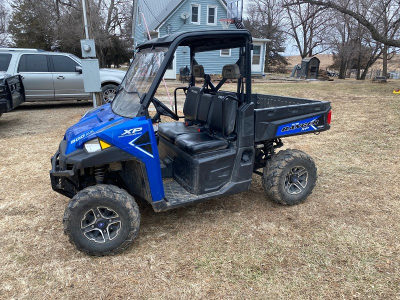 2018 Polaris 900 LE EPS Utility Vehicle For Sale