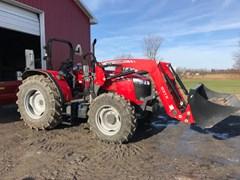 Tractor For Sale 2017 Massey Ferguson 4709 , 75 HP