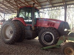 Tractor For Sale 2008 Case IH MAGNUM 215 , 221 HP