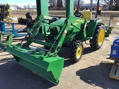 Tractor - Compact Utility For Sale 2015 John Deere 3038E