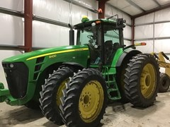 Tractor - Row Crop For Sale 2007 John Deere 8430
