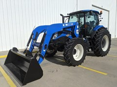 Tractor For Sale 2016 New Holland T6.180
