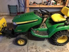 Lawn Mower For Sale 2015 John Deere X500 , 24 HP