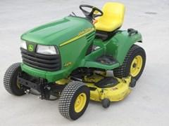 Riding Mower For Sale 2002 John Deere X475 , 25 HP