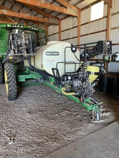 Sprayer-Pull Type For Sale 2002 Bestway field pro 3