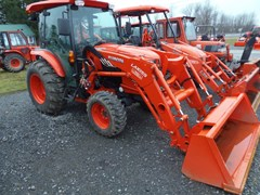 Tractor - Compact Utility For Sale 2018 Kubota L4760HSTC , 47 HP