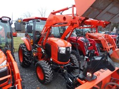 Tractor - Compact For Sale 2015 Kubota L3560HSTC , 35 HP