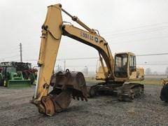 Excavator-Track For Sale 1993 John Deere 690E-LC