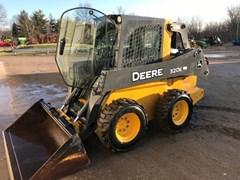 Skid Steer For Sale 2016 John Deere 320E