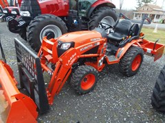 Tractor - Compact For Sale 2017 Kubota B2301 , 23 HP