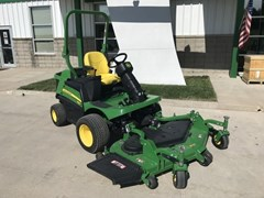 Commercial Front Mowers For Sale 2017 John Deere 1550