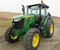 Tractor - Utility For Sale 2019 John Deere 6105E , 105 HP