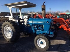 Tractor For Sale 1977 Ford 4600 , 63 HP