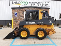 Skid Steer For Sale 2014 John Deere 320E