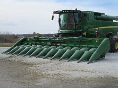 Header-Corn For Sale 2019 John Deere 712FC StalkMaster