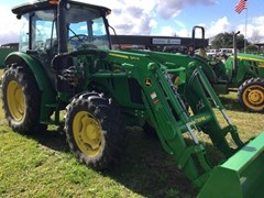 Tractor - Utility For Sale 2018 John Deere 5090M , 90 HP