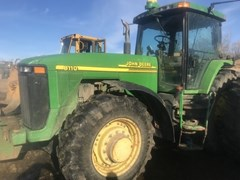 Tractor - Row Crop For Sale 2001 John Deere 8110 , 195 HP