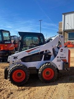 Skid Steer  Bobcat S595 T4