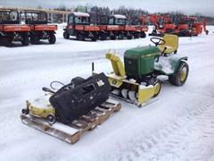 Tractor For Sale 1987 John Deere 318 , 18 HP