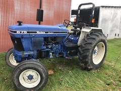 Tractor - Utility For Sale 2010 Montana 675 , 72 HP