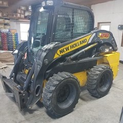 Skid Steer For Sale 2018 New Holland L218-T4B
