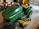 Riding Mower For Sale:  2012 John Deere X530 , 25 HP