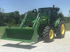 Tractor - Utility For Sale 2019 John Deere 5115M , 115 HP