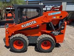 Skid Steer  Kubota SSV75PHFR