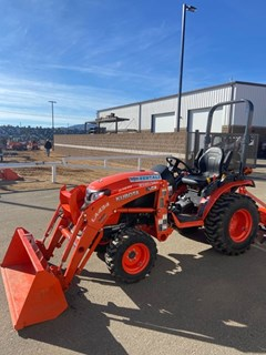 Tractor  Kubota B2601HSD